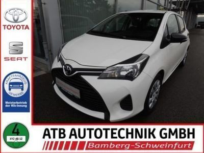 gebraucht Toyota Yaris 1.0 VVT-i/Klima/ESP/Funk-ZV/USB/TüV bis 20
