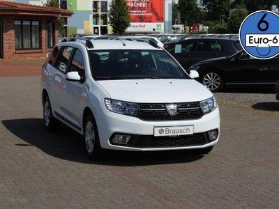 gebraucht Dacia Logan MCV 0.9 TCe Klima GRA LED TFL