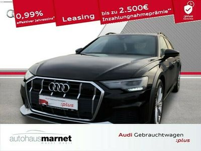 gebraucht Audi A6 Allroad 50 TDI quattro Navi LED Einparkhilfe Rückfahrkamera Sitzheizung