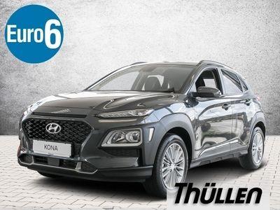 gebraucht Hyundai Kona Yes! 1.0 Benzin Navi Klimaautomatik