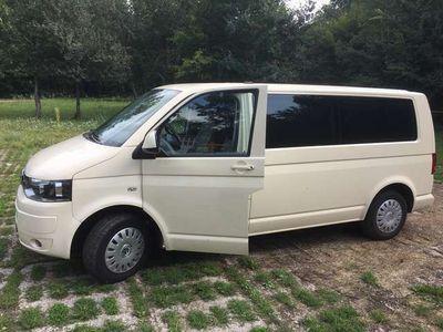 gebraucht VW Caravelle T5Lang Comfortline