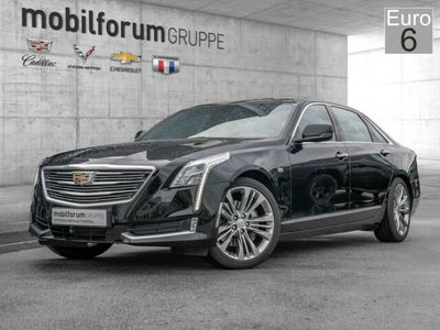 gebraucht Cadillac CT6 3.0L V6 AWD LED SITZBELFTUNG WLAN EU6