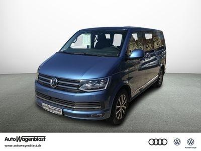 gebraucht VW Multivan T6Highline 2.0 TDI LED+LEDER+DCC+DYN