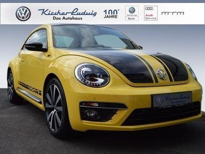 usado VW Beetle GSR 2,0 TSI DSG *Xenon,Pano,Alu*