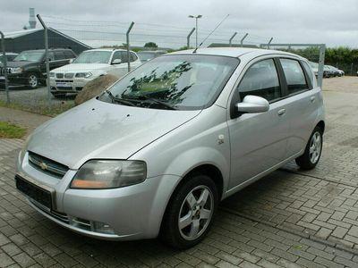 gebraucht Chevrolet Kalos 1.4 SX Sport LPG-Gasanlage Aut. Klimatro.