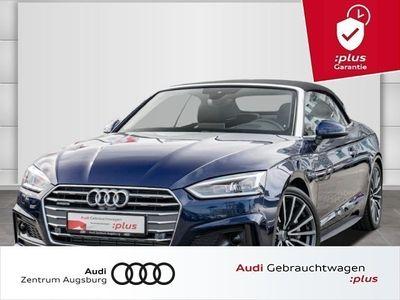 gebraucht Audi A5 Cabriolet 45 TFSI *3x S line*MATRIX*VIRTUAL*