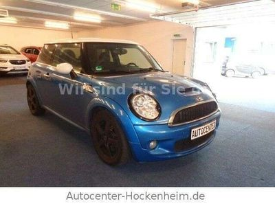 gebraucht Mini Cooper S Coupé als Sportwagen/ in Hockenheim