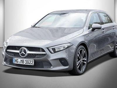 gebraucht Mercedes A200 Limousine AMG Line NaviPremium Kamera LED