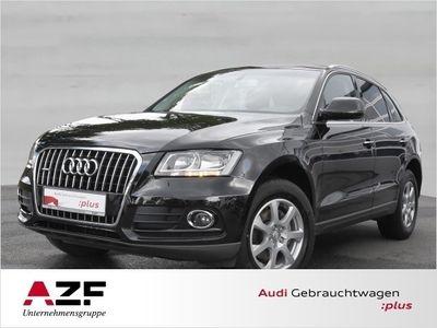 gebraucht Audi Q5 2.0 TDI qu.+Klima+Sitzheizung+Bluetooth