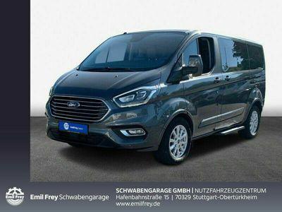 gebraucht Ford Custom TourneoL2H1 Titanium X 8-Sitzer mit NAVI XENON ACC KAMERA DAB CARPLAY