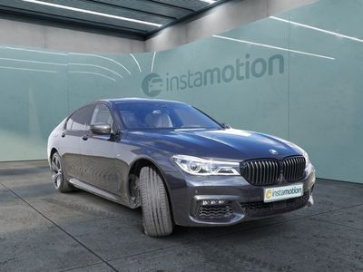 gebraucht BMW 750 750 d xDrive STANDHZ+LEDER+NAVI+HUD+LASER+B&W