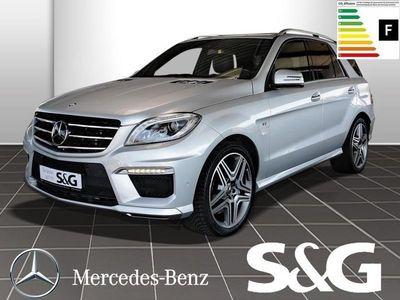 gebraucht Mercedes ML63 AMG AMG 4MATIC Navi/AHK/Sitzhzg/RüKa/Distronic