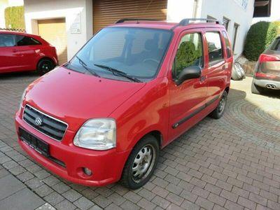 gebraucht Suzuki Wagon R 1.3 4X4 Klima bei Gebrachtwagen.expert