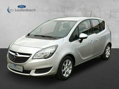 gebraucht Opel Meriva B Edition