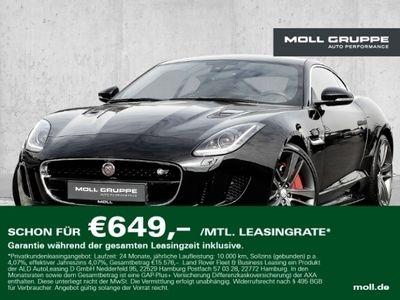 gebraucht Jaguar F-Type Coupe 3.0 L V6 British Design Edition AWD