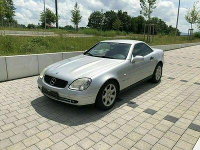 gebraucht Mercedes SLK200 Kompressor R170 Italien Modell 192PS