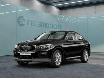 gebraucht BMW X4 X4xDrive20d Aut.xLine Pano Leder AHK 549Euro Leasi