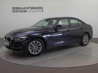 gebraucht BMW 318 d Aut. Sport Line Navi+LED+Videoberatung