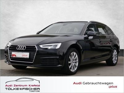 gebraucht Audi A4 Avant 2.0 TDI S tronic Navi LED Klima