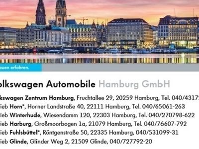gebraucht VW Touran 2.0 TDI Highline DSG Navi Pro LED Panorama