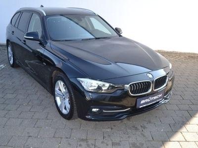gebraucht BMW 320 d Touring Sport-Line NAVI / PDC