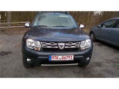 gebraucht Dacia Duster TCe 125 4x2 Prestige Leder Navi Finanzierung AHG