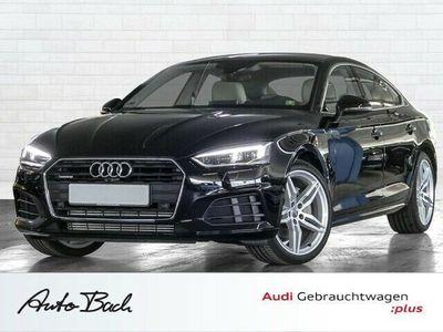 gebraucht Audi A5 Sportback 3.0TDI qu. Stronic Navi LED Standhe