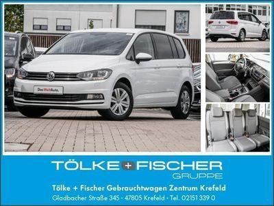 gebraucht VW Touran 1.6 TDI BMT Allstarpaket AHK Sitzheizung