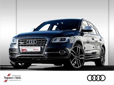 gebraucht Audi SQ5 plus 3.0 TDI DPF quattro Navi Pano Xenon Leder