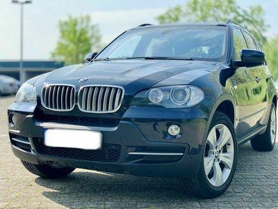 gebraucht BMW 501 X5 3.0 SDPs 7 Sitzer TÜV 05/23 Sc...