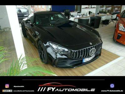 gebraucht Mercedes AMG GT R Coupe Titan Abgas * Garantie MB * 7G* als Sportwagen/Coupé in Fürth