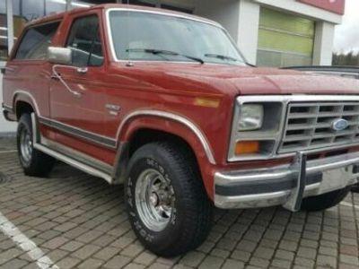 gebraucht Ford Bronco XLT V8, 5,8L