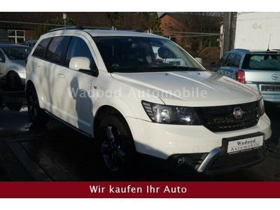 used Fiat Freemont Cross AWD+AUTOMATIK+LEDER+7SI+DVD