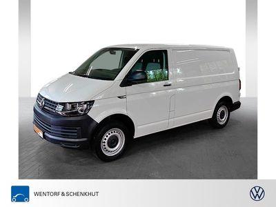 gebraucht VW Transporter Kasten 2.0 TDI EcoProfi Standheizung C.Audio Heckflügeltüren