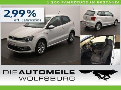gebraucht VW Polo 5 V 1.0 Lounge Tempo/Klima/Lederlenk/Sitzhz
