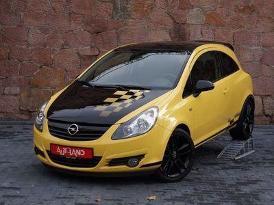 gebraucht Opel Corsa D 1.4i 16V Color Edition Klima ALU AUX
