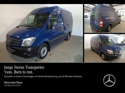 gebraucht Mercedes Sprinter 316 KASTEN NAVI+KAMERA+PTS+AHK 3,5T