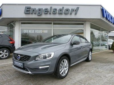 gebraucht Volvo S60 CC S60 Cross Country D3 Autom. Cross Country Mome