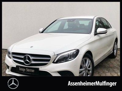 gebraucht Mercedes C220 d Avantgarde **Kamera/Spur/Sitzheizung