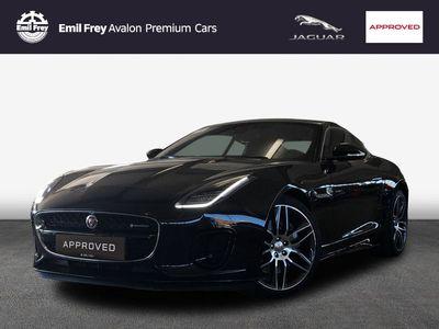 gebraucht Jaguar F-Type Coupe 2.0 Aut. R-Dynamic *20Zoll*Klimapack