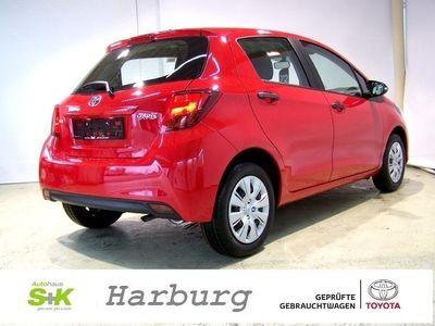 gebraucht Toyota Yaris 5-Türer 1,0-l-VVT-i 5-Gang-Schaltgetriebe