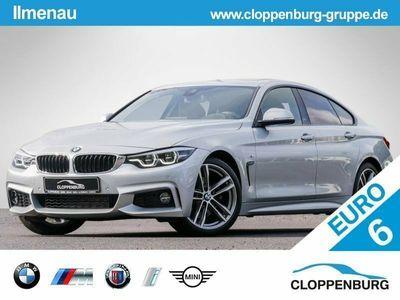 gebraucht BMW 430 d M Sportpaket HeadUP LED NaviProf. HK DAB Ca