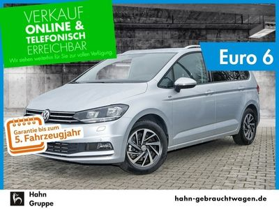 gebraucht VW Touran 1.6TDI Join 7-Sitze AHK ACC Navi PDC