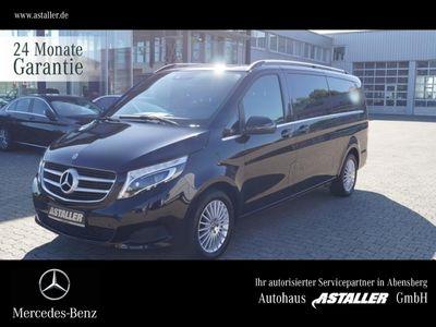 gebraucht Mercedes V250 d XL Extralang Avantgarde elTüren+Kam+StHz