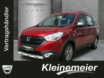gebraucht Dacia Lodgy 1.3 TCe 130 Stepway*Navi*PDC*SZH*RFK*