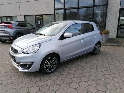 gebraucht Mitsubishi Space Star Edition+ 1.2 MIVEC ClearTec 5-Gang