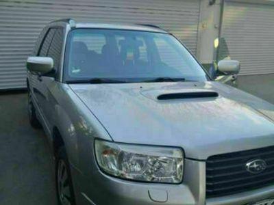 gebraucht Subaru Forester 2.5XT Automatik Turbo