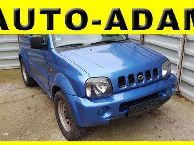 używany Suzuki Jimny Cabrio*4 X 4 Allrad*2 Hand*Tüv:01/2020*
