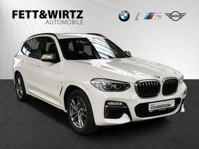 gebraucht BMW X3 M40d