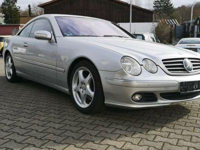 gebraucht Mercedes 500 500 CL-Coupe